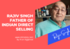 Rajiv singh father of indian direct selling